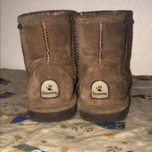 BearPaw Shoes - Bear paw Boots Size 8